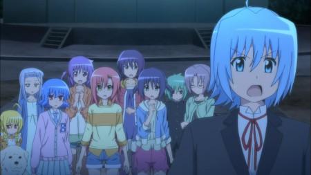 x01 everyone looks at Nagi