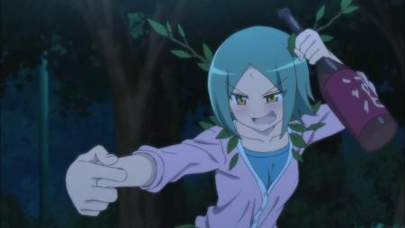 x04 drunk Yukiji fighting